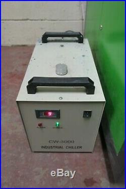 Lasertech LD 6090 80W CO2 Engraving Engraver Cutting Flat Bed Laser Machine