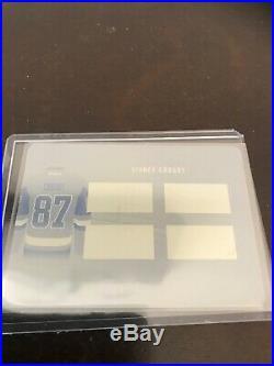 Leaf 1/1 Ultimate Equipment Printing Plate Sidney Crosby Penguins 1/1