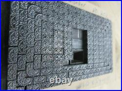 Letterpress Lead Type 12 Pt. Teague Border No. 1202 ATF L29