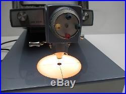 Macbeth QuantaLog Densitometer Model TD-102 Cool Vintage Lab Unit Mid Century