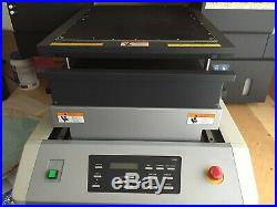 Mimaki UJF-3042 HG wide format flatbed UV printer (USED- Great condition)