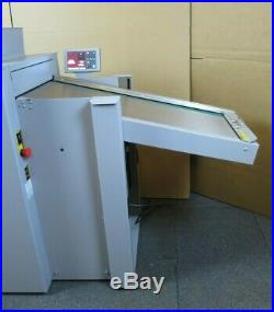 Morgana AutoFold Pro Digital Paper Automatic Folder Finishing System 1808202