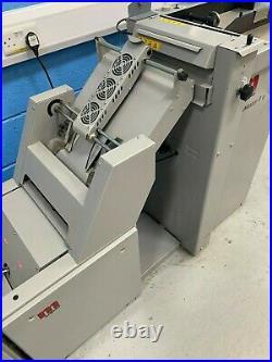 Morgana DocuMaster Pro Booklet Maker Creaser Digital Print Finishing Machine