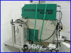 Morlock Tampondruck Maschine MD 100 GF Transferdruck Tampondrucker Tisch Leuchte