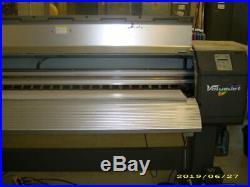 Mutoh ValueJet 1604E 64 / 1625mm wide printer