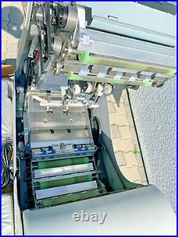 NEOPOST Falz- und Kuvertiermaschine Typ DS-62