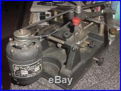 New Hermes Engraving Machine With Working Motor Fonts & Accessories