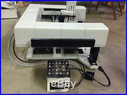 New Hermes Vanguard 3400 Engraving Table / Machine