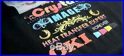 Oki White Toner T Shirt Heat Transfer Printer C811wt, As Pro8432wt & Rip Software