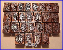 Old English (full) Alphabet
