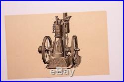 Old Letterpress and Printing Equipment Original Drawings Presses #350 Hercules