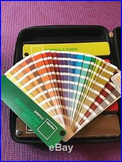 Pantone Essentials Six-Guide Set Circa Approx. Complete