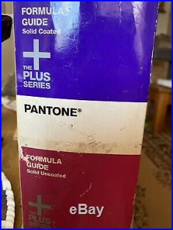 Pantone Formula Guides X5