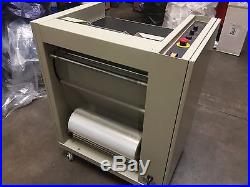 Polybagger Mailing Machine Direct Mail Minipack Torre AMS
