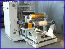 Preco Coil Slitter Stainless Steel Foil Slitter Cutting Machine with Wind Rewind