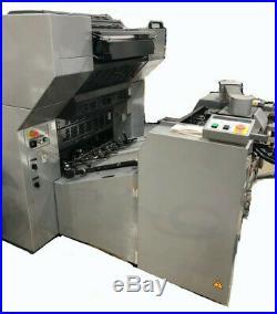 PressTek 52DI 4-Color 14 x 20 Direct Imaging Digital Offset Printing Press