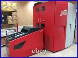 Printing machine xeikon5000+