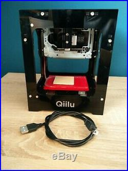 Qiilu BL 1500 Laser Engraver Top Condition