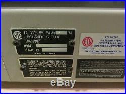 Roland CAMM 1 PNC-1000 Vinyl Cutter