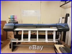 Roland VersaCamm VS640i VS 640i print&cut large format eco-solvent printer