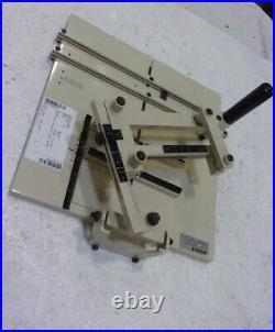 SCOTT SM-400 Signgraver Engraving Machine
