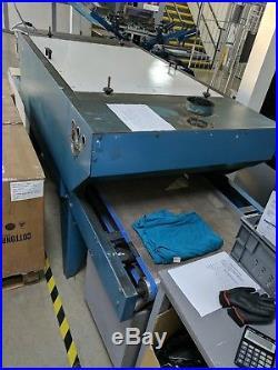 Screen print dryer