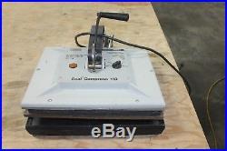 Seal Compress 110 Dry Mounting Laminating Press