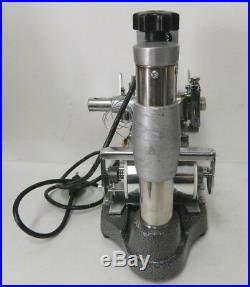 Silver Hot Foil Feed Stamping Machine Stamp PVC TJ-90A All-purpose
