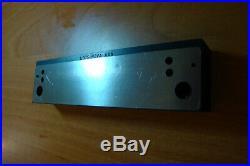 Spectra Nova JA 256 / 80 AAA Printhead Nozzle Plate // USED