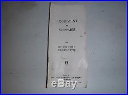 Superior Marking Equipment Rotary Printing Press Kit #8042