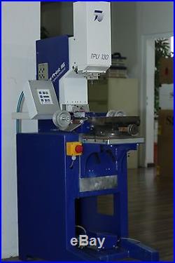 Tampondruckmaschine Teca Print TPU 130 Tamponreinigung! Pad Printing