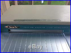 The Secretary 22BG Thermo-Fax 3M Copying Machine Screen Printing/Tattoo Estate