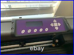 USCutter MH721-MK2 28in Vinyl Cutter with Stand