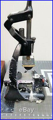 USED Pad Printer Press Imprintor Pad Printer Press B4S4