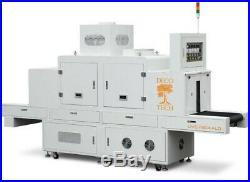 UVC-F404 UV dryer Screen printing -Used