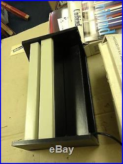 Unibind 40 Book Binding System Used With Supplies In Excellent Shape