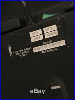 Unused Unibind S90 Thermal Steel Back Binding Machine office printing equipment