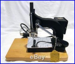 Vintage Kingsley Gold Foil Hot Stamping Machine M 60