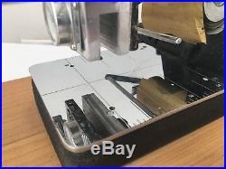 Vintage Kingsley Gold Stamping Machine Hot Foil Hollywood Stamping & Embossing