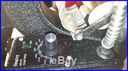 Vintage Kingsley Hot Foil Monogramming Stamping Machine no reserve auction