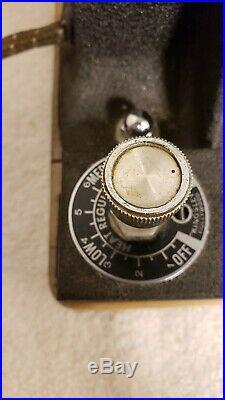 Vintage Kingsley Hot Foil Stamping Machine