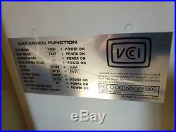 Vintage Roland DXY 1300 Plotter Printer & Manuals great condition & working