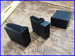 Wood Type Letterpress Printers Linotype Kelsey C&P Vandercook