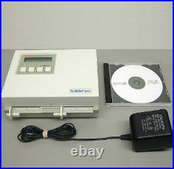 X-Rite 890 Color Photographic Densitometer Power supply & manual Excellent Cond