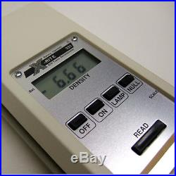 X-rite 331 Transmission Densitometer Battery Operated B/W Xrite Excellent Cond