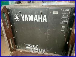 Yamaha PM1D Digital Mixer Audio Console mit Viele Zubehör vom ZDF